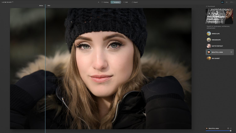 LUMINAR FREE TEMPLATES   free-looks-styles.com